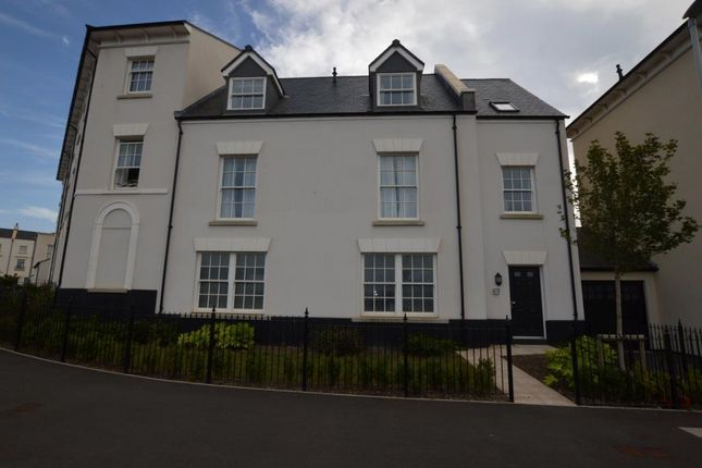 Thumbnail Flat for sale in Lynx Lane, Sherford, Plymouth