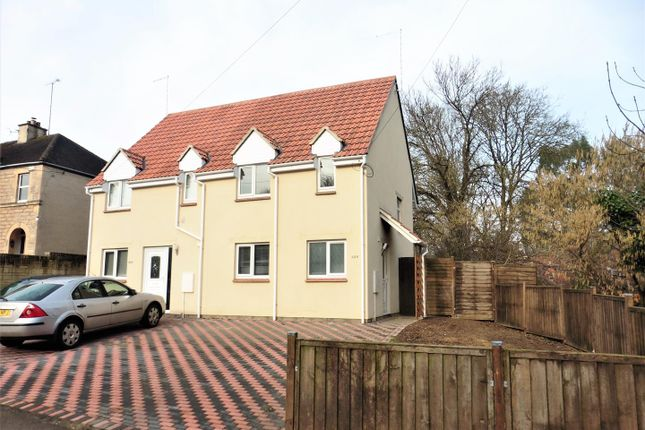 Thumbnail Semi-detached house to rent in Dallas Road, Chippenham