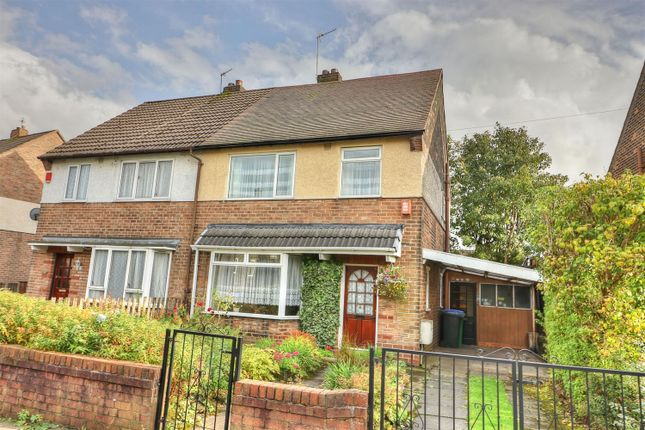 3 bed semi-detached house for sale in Ashbrook Crescent, Rochdale
