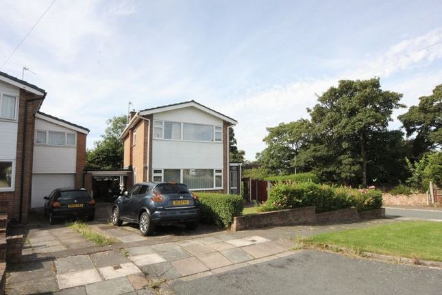 Thumbnail Detached house for sale in Dawn Close, Ness, Wirral