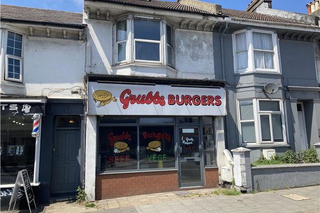 Thumbnail Restaurant/cafe to let in 87 Lewes Road, Brighton, East Sussex