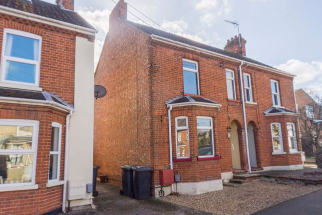 3 bed semi-detached house for sale in Windmill Road, Flitwick, Bedford MK45