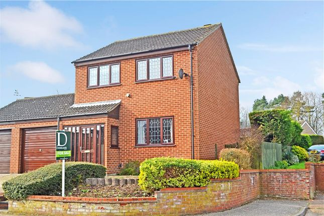 Thumbnail 3 bed detached house for sale in Henry Ward Road, Harleston