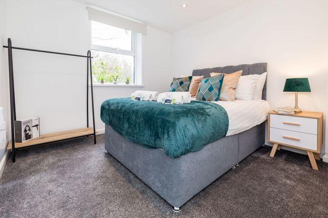 Thumbnail Flat to rent in Market Street, Stoke-On-Trent