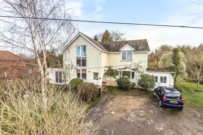 Thumbnail Detached house for sale in Charter Alley, Hampshire
