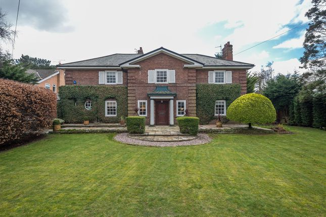 Thumbnail Detached house for sale in Kirklake Road, Formby, Liverpool