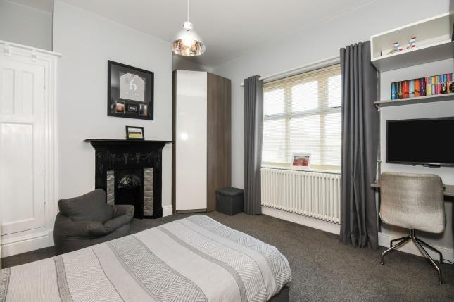 Bedroom Three of Main Street, Shirebrook, Mansfield, Derbyshire NG20