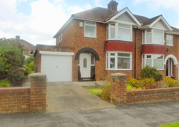 Thumbnail Semi-detached house to rent in Annandale Road, Kirkella