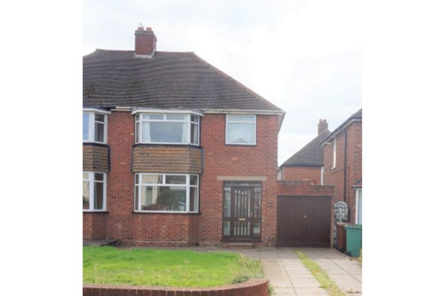 Thumbnail Semi-detached house for sale in Mill Road, Walsall
