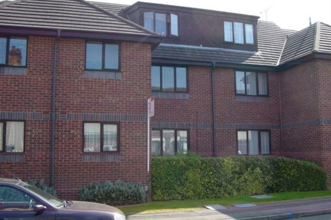 Thumbnail Flat to rent in Weston Court, Rugby, Warwickshire