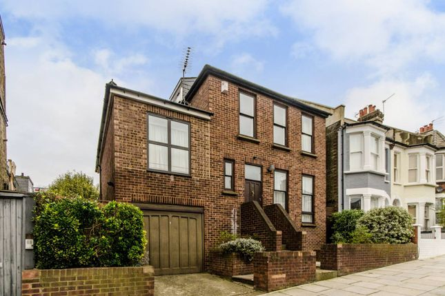 Thumbnail Property to rent in Burrard Road, West Hampstead