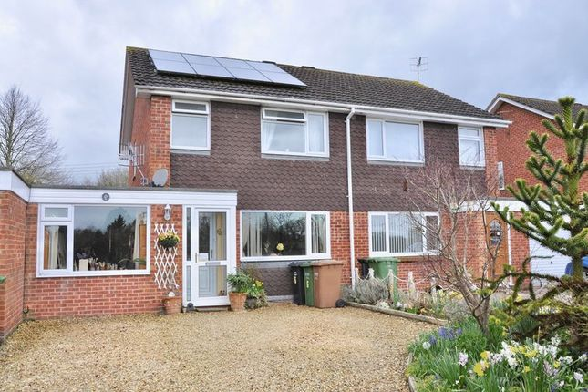 Thumbnail Semi-detached house for sale in Blacksmiths Close, South Littleton, Evesham