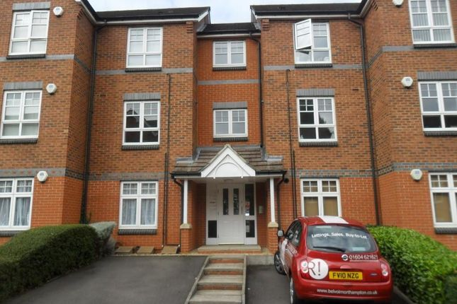 Thumbnail Flat for sale in The Nurseries, Cliftonville, Northampton
