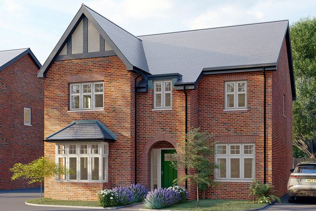 """Thumbnail Detached house for sale in """"The Birch"""" at Tocknell Court, Box Road, Cam, Dursley"""