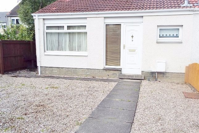 Thumbnail 1 bedroom bungalow to rent in Norwood Avenue, Whitburn, West Lothian EH478Hg