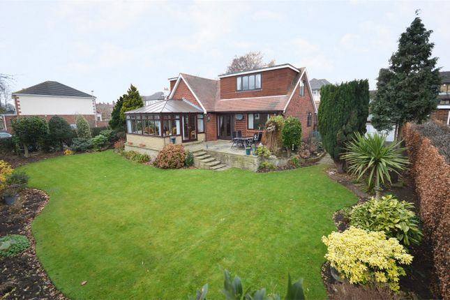 Thumbnail Detached bungalow for sale in Spindlewood, Abraham Hill, Rothwell, West Yorkshire