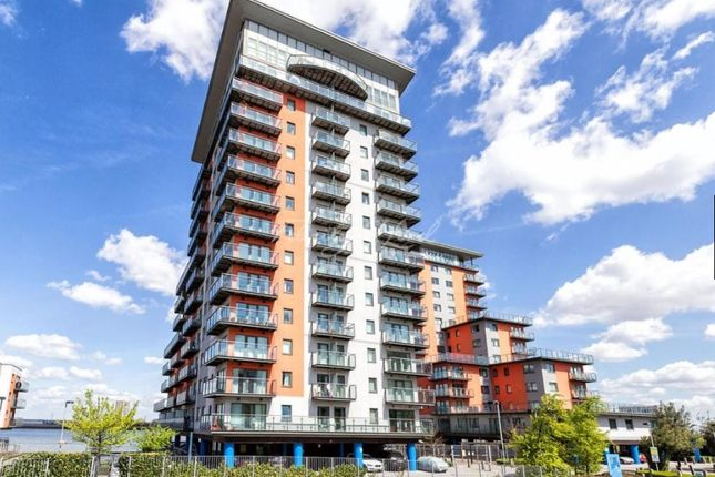 Thumbnail Flat to rent in Jigger Mast House, Woolwich