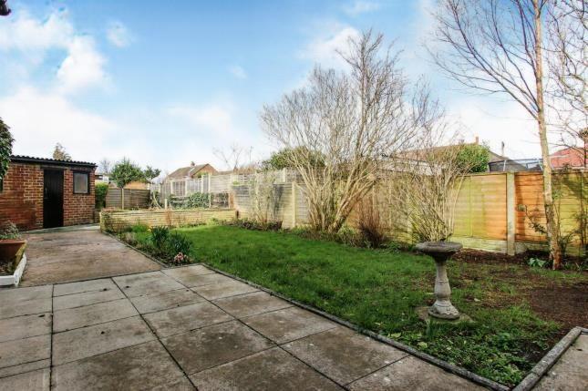 Garden of Lomond Avenue, Lytham St. Annes, Lancashire FY8