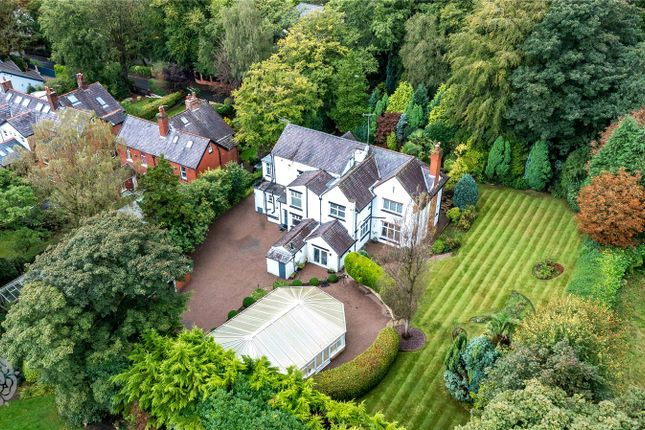 Thumbnail Detached house for sale in Princess Road, Lostock, Bolton, Greater Manchester