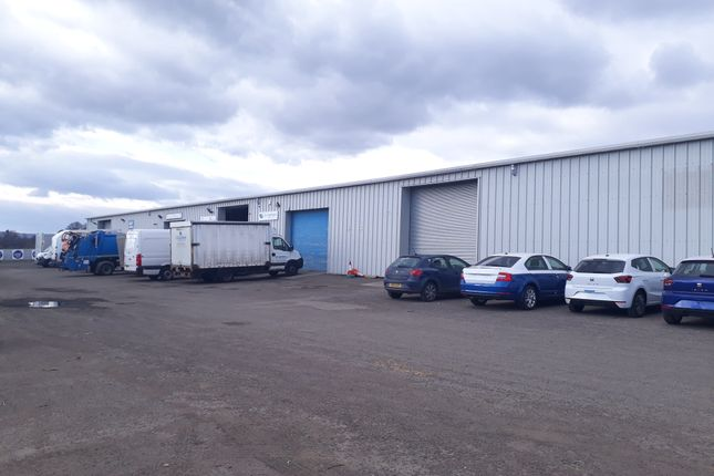 Thumbnail Industrial to let in Nobel Road, Liff, Dundee