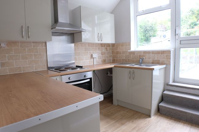 Thumbnail Maisonette to rent in Langland Road, Mumbles