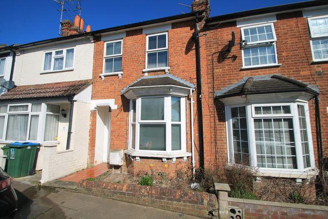 3 bed terraced house for sale in Eastern Street, Aylesbury