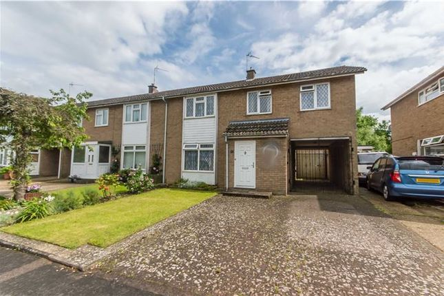 4 bed end terrace house for sale in Mostyn Close, Sutton, Ely