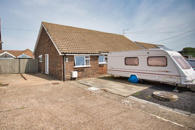 2 bed semi-detached bungalow for sale in Green Lane, Eythorne, Dover CT15