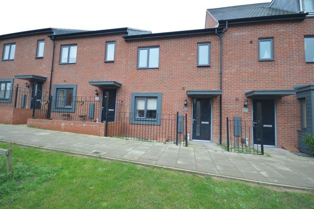 Thumbnail Terraced house for sale in Parkes Court, Birchfield Way, Telford