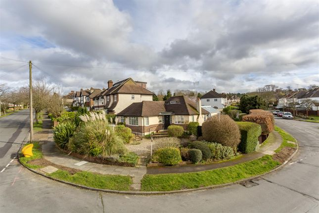 Detached bungalow for sale in Roundwood Way, Banstead