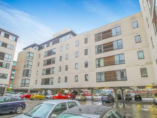 Thumbnail Flat to rent in Sirius House, Celestia, Cardiff Bay
