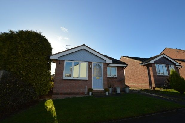 2 bed bungalow to rent in Swallow Close, Darton, Barnsley