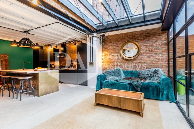 Thumbnail Maisonette to rent in Mount View Road, Crouch End Finsbury Park, London