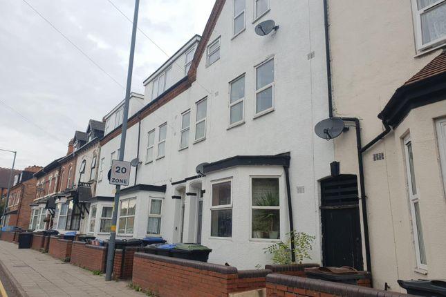 Exterior of Cromer Road, Balsall Heath, Birmingham B12