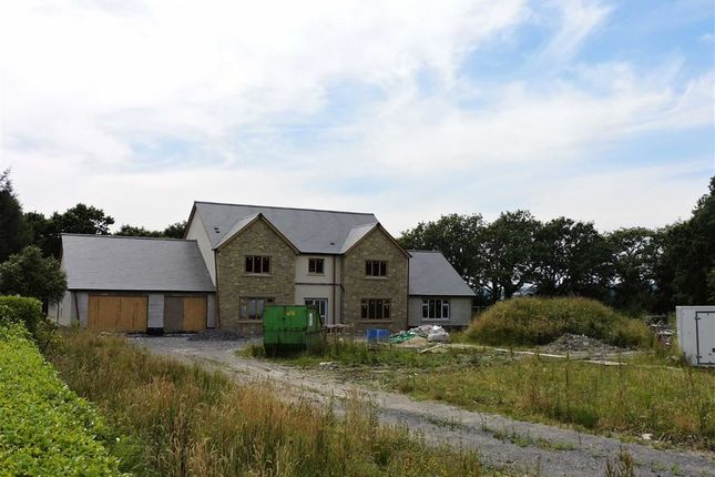Thumbnail Detached house for sale in Gwendraeth Road, Tumble, Cross Hands