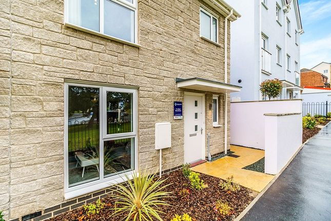 Thumbnail Semi-detached house for sale in The Bannister Southern Gate Wordsworth Crescent, Plymouth