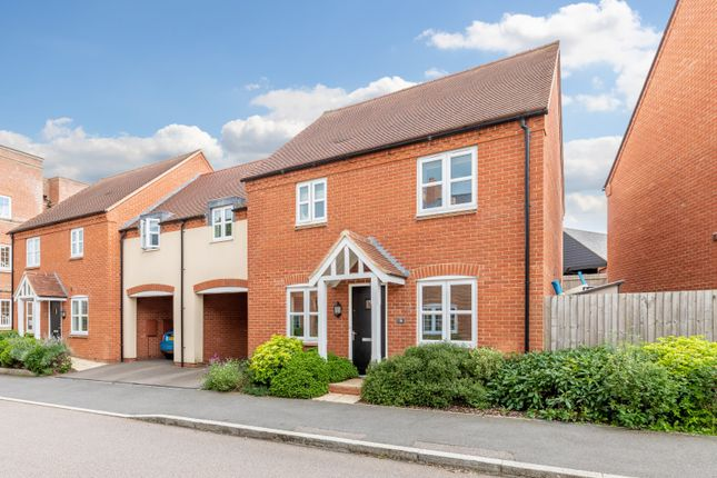 Thumbnail Link-detached house for sale in Selby Lane, Winslow, Buckingham