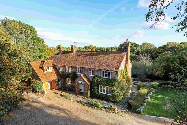 Thumbnail Detached house for sale in Halnaker, Chichester