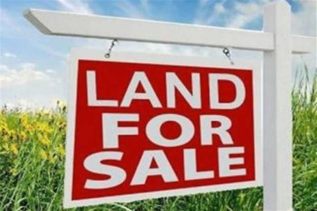 Land for sale in Church Road, Cauldon, Stoke-On-Trent