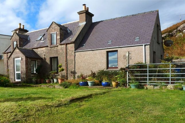 Thumbnail Detached house for sale in Rockvilla, Applecross, Strathcarron