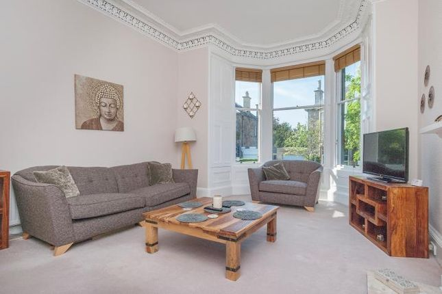 Thumbnail Flat to rent in Brights Crescent, Edinburgh