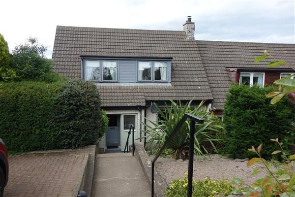 Thumbnail Semi-detached house for sale in Hutcheon Road, Campbeltown