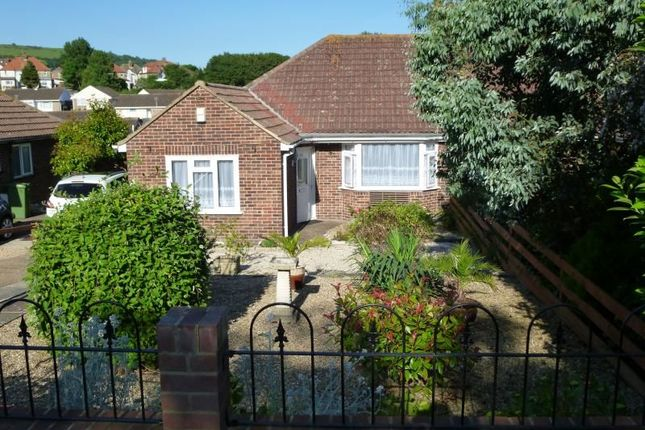 Thumbnail Bungalow to rent in Park Farm Road, Folkestone