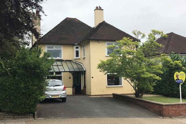 Thumbnail Detached house for sale in Cranmore Lane, Aldershot