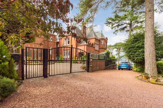Thumbnail Flat for sale in Morland House, Long Hill, Skelmorlie, North Ayrshire