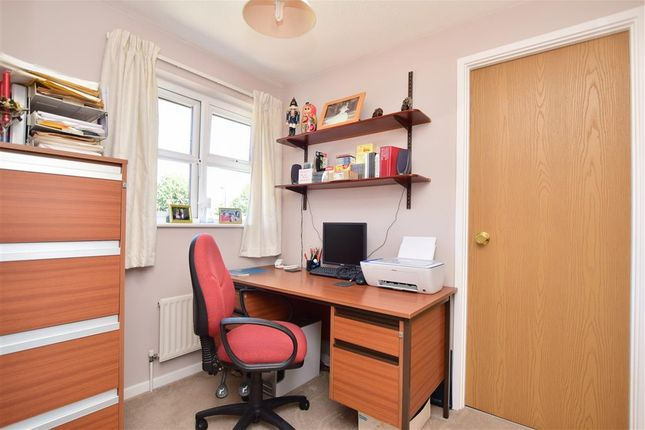 Study Area of Linden Road, Coxheath, Maidstone, Kent ME17