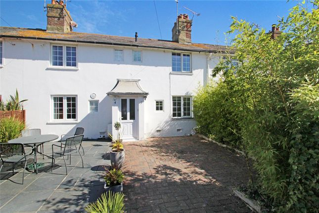 Thumbnail Terraced house for sale in Coastguard Cottages, South Strand, East Preston, West Sussex