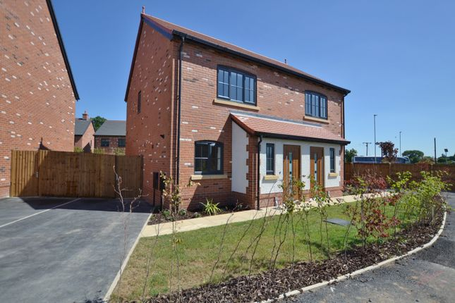 Thumbnail Semi-detached house to rent in Alder Way, Holmes Chapel, Crewe