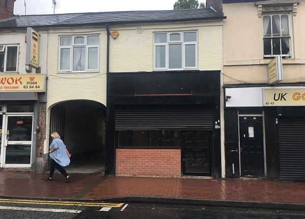 Thumbnail Retail premises to let in High Street, Cradley Heath
