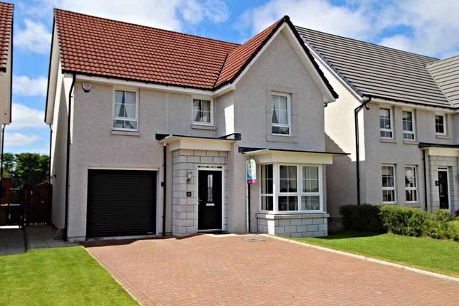 Thumbnail Detached house for sale in Garthdee Farm Gardens, Aberdeen